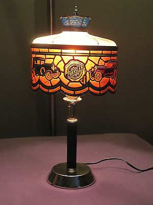 Mopar 1924 1928 Chrysler Plymouth Tiffany Style Lamp