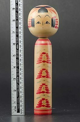 04 Japanese Wooden Doll Zaou Kokeshi from Japan