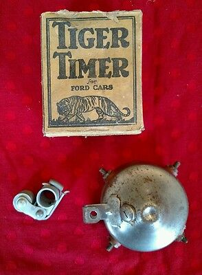 Tiger Timer Ford Model T NOS New In Box 1920s