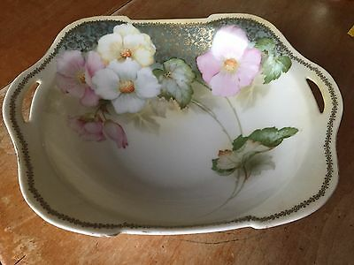 Spectacular R S Germany - Signed Blue Mark BOWL