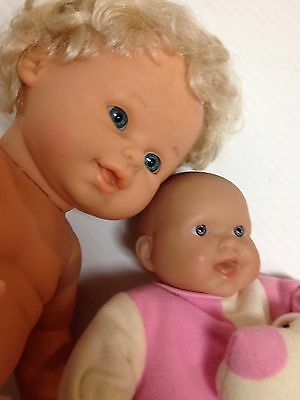 """12"""" And Mini Berenguer Dolls Ready To Reborn"""