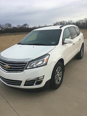2015 Chevrolet Traverse LT Chevrolet Traverse LT W/LT2