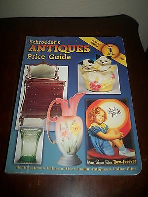 Schroeder's Antiques Price Guide 2000 18Th Edition