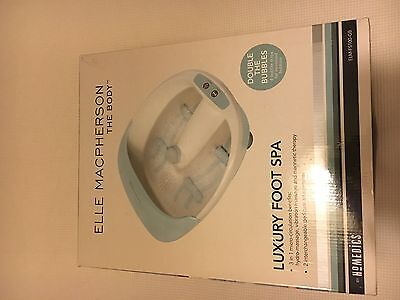 Elle McPherson Deluxe Foot Spa
