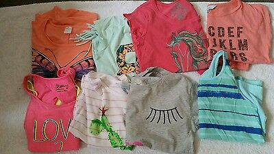 8 Girls Tops Size 12