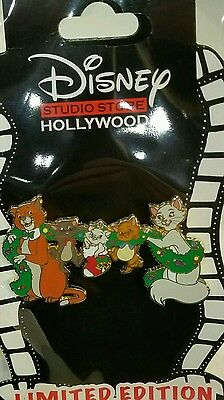 Dsf Le 200 Aristocats Surprise Pin 2016 Christmas