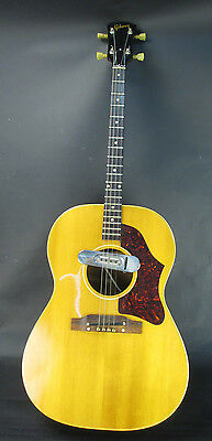 Vintage Gibson TG-25 Acoustic Tenor Guitar with Original Case