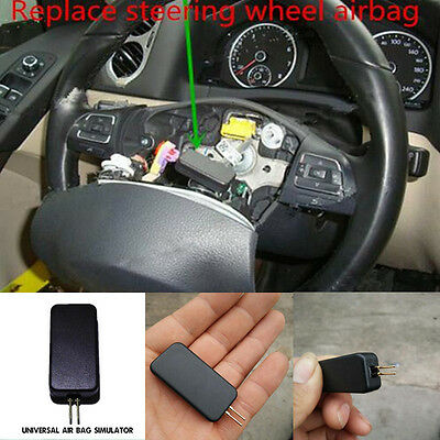 Auto Airbag Air Bag Tool Simulator Emulator Bypass SRS Fault Finding Diagnostic