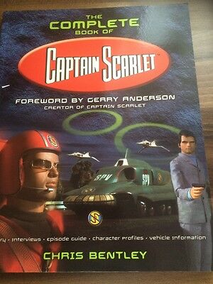 Captain Scarlet 2002 As new