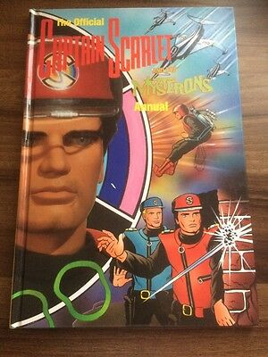 Captain Scarlet Annual 1994 As New