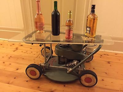 VICTA 18 Lawnmower Coffee Table