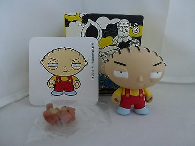 Kidrobot Family Guy Stewie Griffin Complete