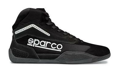 Shoes SPARCO GAMMA KB-4 Child Karting Boots KB4 Kart Youth Black Rally