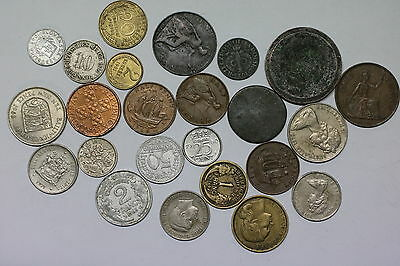 World Coins Useful Lot A55 Zc43