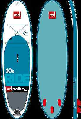 2017 Red Paddle Co Ride 10'8 SUP Alloy Package