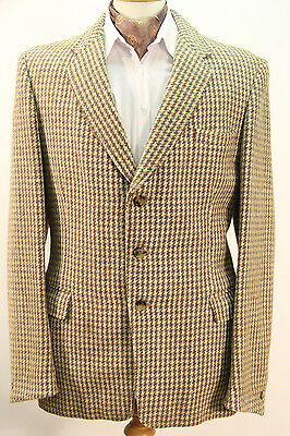 Original 1950s Harris Tweed Jacket by Burton - Chest 40 Regular