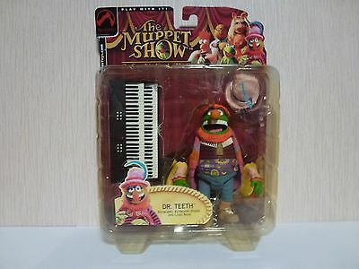 Muppets Palisades Action Figure. Dr Teeth Keyboard