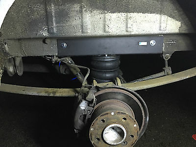 Mercedes Sprinter / Vw Lt 1996-2006 Air Suspension Kit With 12V Compressor