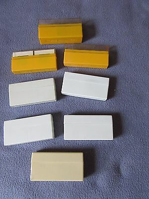 Collection Of Kodak And Other Slide Cases And Some Slides
