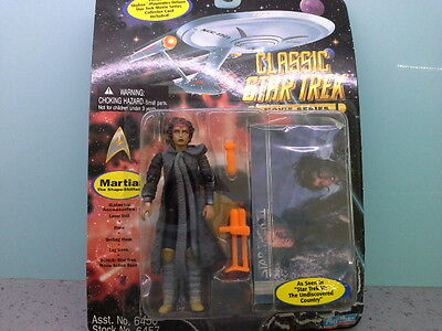 playmates martia the shape shifter from star trek the undiscovered country