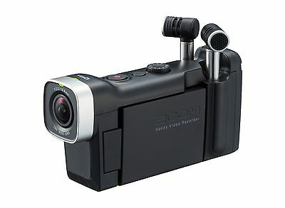 Zoom Q4n Handy Video Recorder /W 16GB SD Card