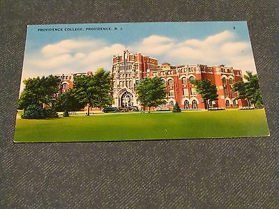 Postcard-Providence College, Providence, Rhode Island-Unposted