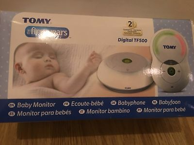 Tomy The First Years Digital Baby Monitor Nightlight Tf500 New