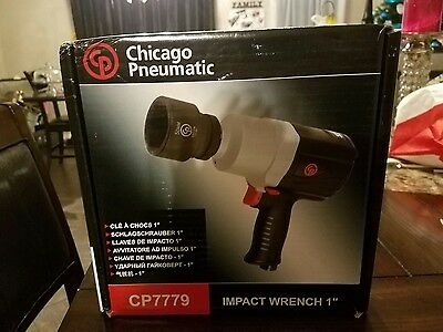 cp 7779 1in impact wrench light weight