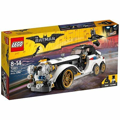 Lego 70911 Batman Movie La Limousine Artica Di The Penguin Nuovo