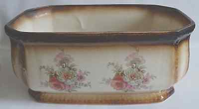 "Vintage Staffordshire Ironstone Empress ""Cache-Pot"""
