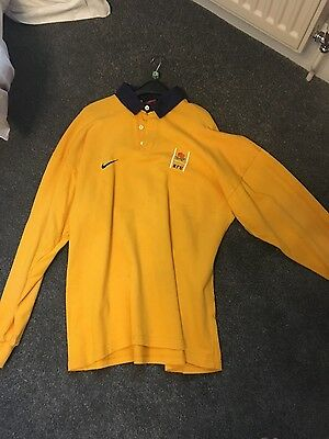 Rugby Referee Shirt large