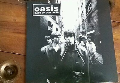 OASIS day of our  Live vinyl