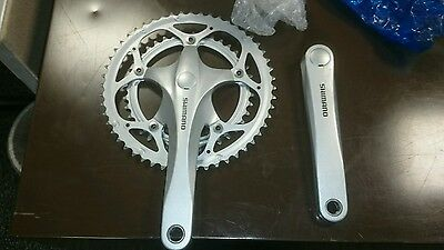 Shimano FC-2300 175mm 52 39 Square Taper Chainset