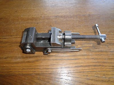 Vintage Machinist Vise, Cf, Pat. 5-13-1903, Nice Condtion, Check It Out !!