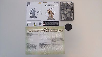 Warhammer Age of Sigmar Stormcast Eternals Lord Celestant miniature on sprue