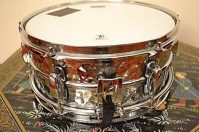 Tama 12x5 Hammered Steel Snare