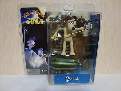 McFarlane Wallace & Gromit Curse of the Were-Rabbit Figure Gromit