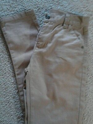 Boys next beige jeans, age 10 years