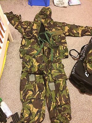Army Dpm NBC Suit Airsoft Paintball