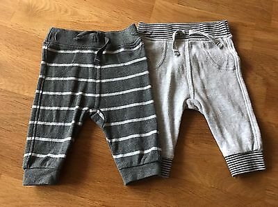 Baby Boys Joggers 0-3 Months