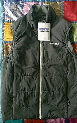 Mens Patagonia Nano-air Vest - Size XSmall - Forge grey