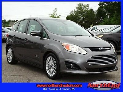 2013 Ford C-Max  2013 Hatchback Used CVT FWD Gray