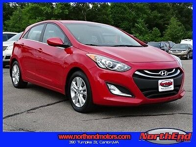 2013 Hyundai Elantra  2013 Hatchback Used 6-Speed Manual FWD Red