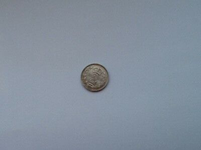 victorian1889 silver maundy two pence