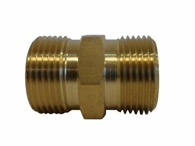 Pressure Washer M22 Twist Hose Coupler Join Two Hoses Together Extention 14mm