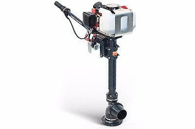Outboard Jet Turbo Pantaneiro 3.0 hp 2 stroke - Air Cooled