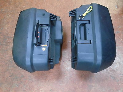 Original Bmw R1150 Panniers Luggage Side Boxes May Fit Other Models