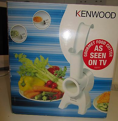 Kenwood Vegetable & Fruit Cutting Machine.excellent Condition