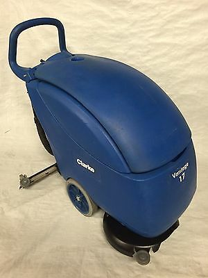 Clarke Vantage 17, Floor Scrubber, Burnisher, Cleaner, Walk Behind