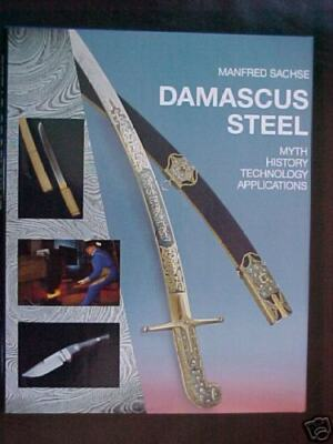 Best German Damascus Sword Dagger Solingen Damast Knife Steel Sachse Wootz
